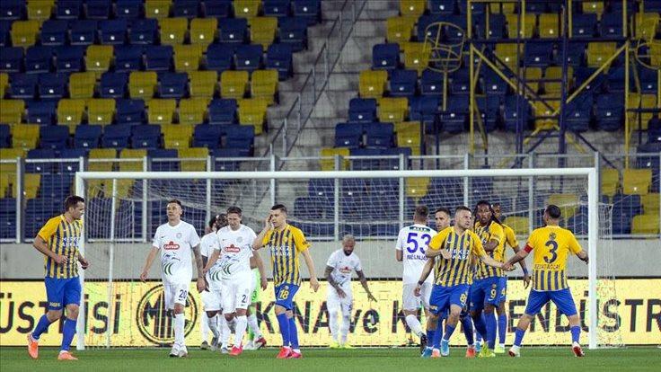 Süper Lig'de sessiz akşam