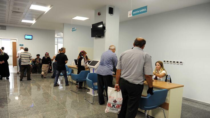 Sağlık Bakanlığı'na 8 bin yeni personel alındı