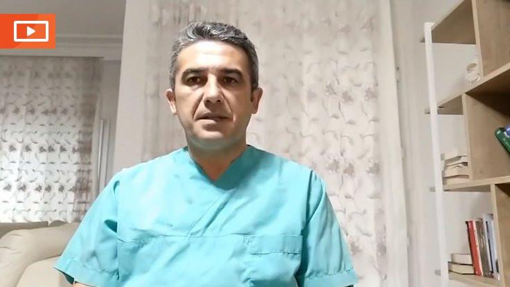 İkinci 'doktordan özür diletme' vakası İzmir'de yaşandı