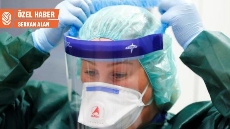 Sağlıkçılara '10 günlük çanta hazırlayın' talimatı