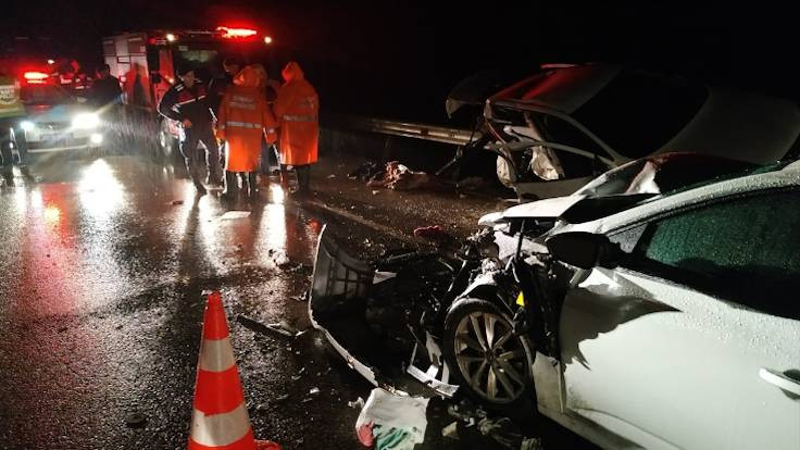 Sinop'ta kaza: 4 çocuk öldü