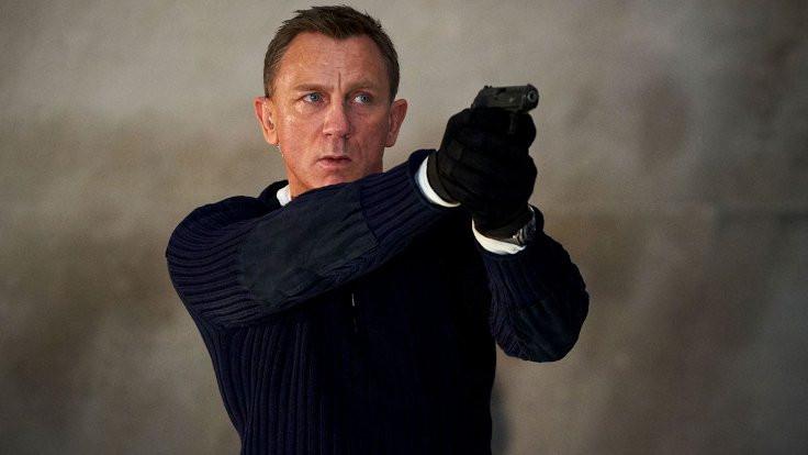 Bond'un 750 bin TL'lik tabancaları çalındı