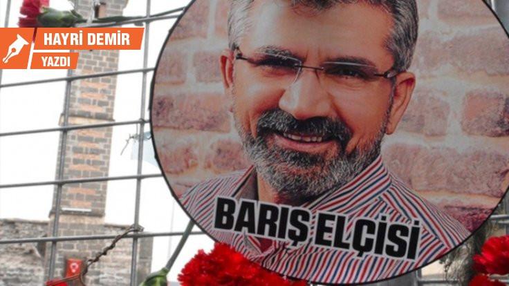 Tahir Elçi cinayetinde iddianamenin anlatmadıkları