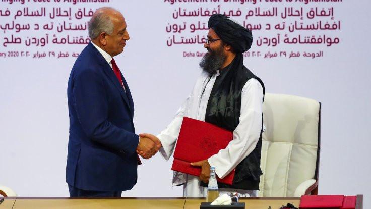 Taliban: Esirler bırakılmazsa anlaşmaya uymayız