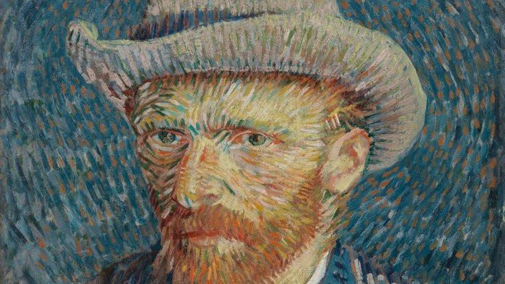 Van Gogh'un eseri çalındı