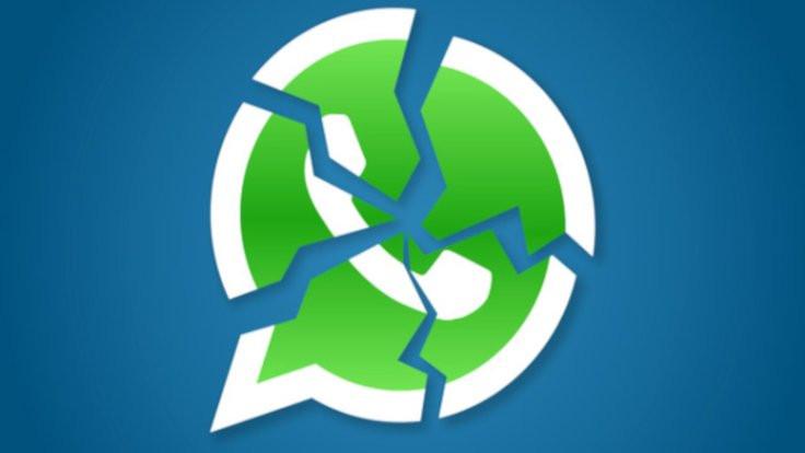 WhatsApp'tan kısıtlama