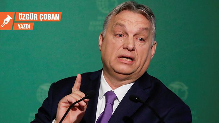Viktor Orban : Faşizm piş, ağzıma düş