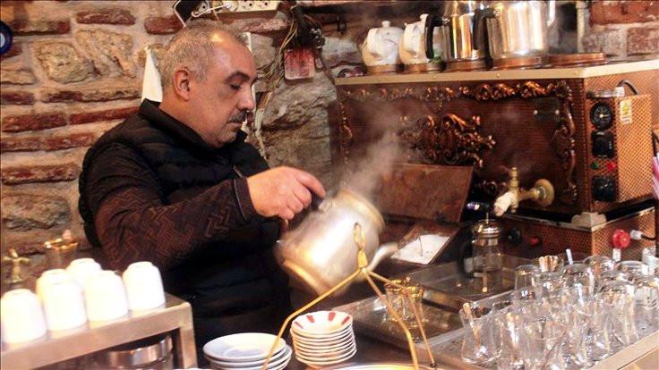 Malatya'da çay ocakları kapatıldı