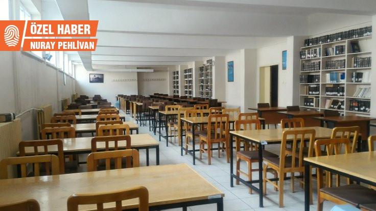 Erzincan Hukuk Fakültesi'nde uzaktan eziyet