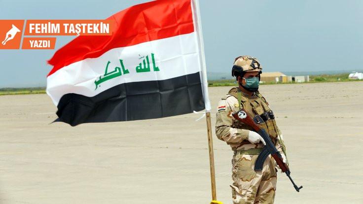 Kürdistan'a üs, Irak'a dizayn