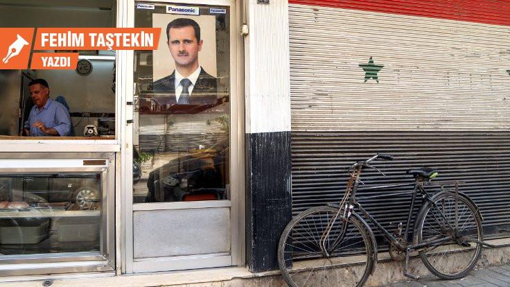 Toz dumanda Şam'ın halleri