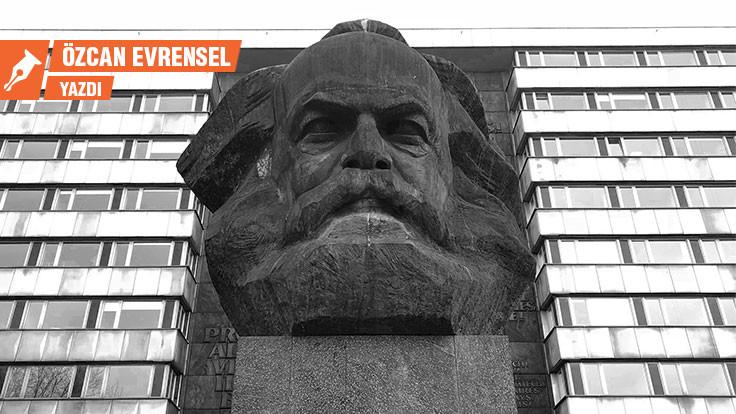 Korona günlerinde Karl Marx