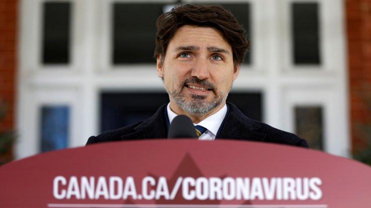 Trudeau: Herkese ayda 2 bin dolar vereceğiz