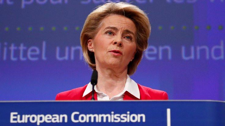 AB'den 750 milyar euroluk korona planı