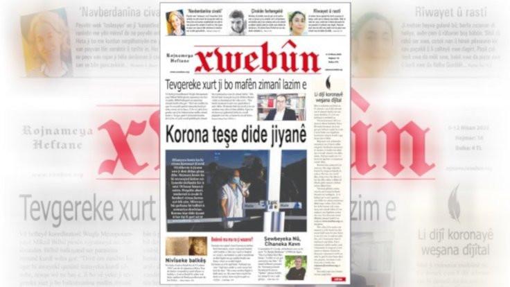 Xwebûn dijital yayına geçti