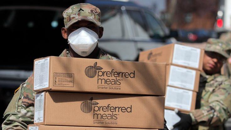 'Pentagon'dan 100 bin ceset torbası istendi'