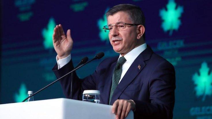 Davutoğlu: Türkiye 90'lı yıllara geri döndü