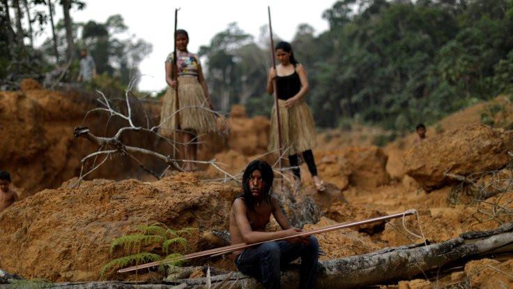 Amazon yerlileri salgınla nasıl başa çıkıyor?