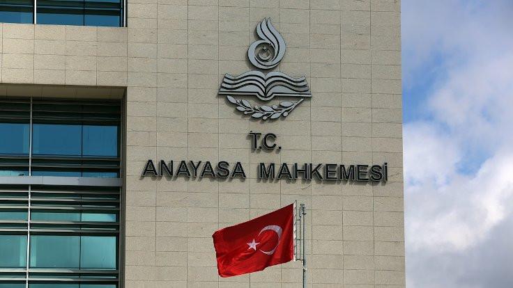 CHP infaz kanunu iptali için AYM'ye başvurdu