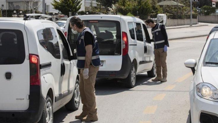Ankara'da özel araçlarda da maske zorunlu