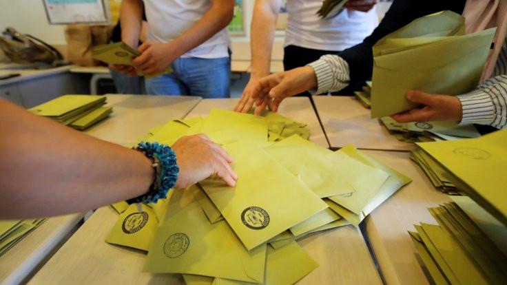 Nisan anketi: Hangi parti kaç oy alıyor? - Sayfa 1