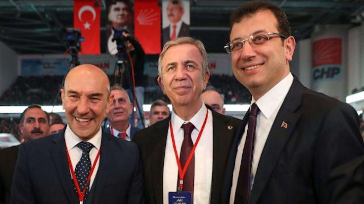 11 CHP'li başkan: Sokakta eğlence yapamayacağız