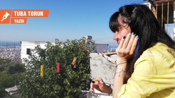 'Ama'sız şartsız kadın mücadelesi
