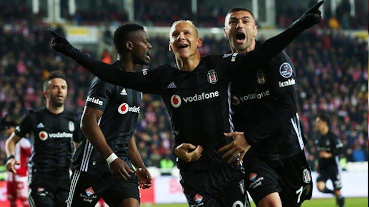 Beşiktaş'ta yabancı oyuncuya yurt dışı izni