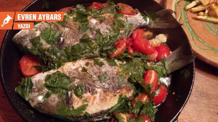 Korona günlerinde evde en kolay balık