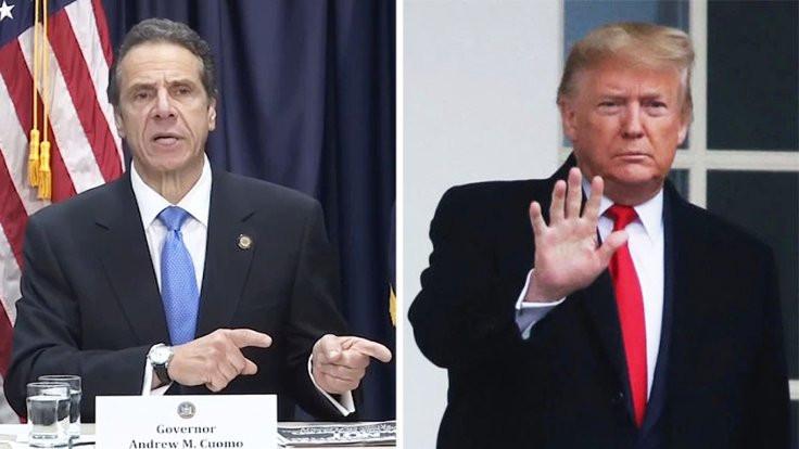 New York Valisi'nden Trump'a isyan: Kral değilsin