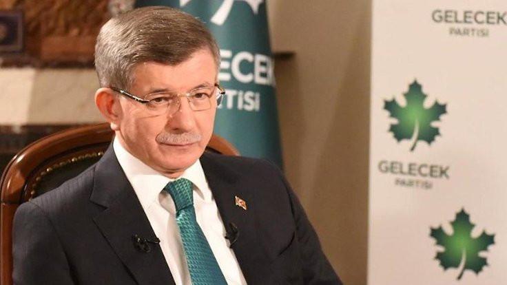 Davutoğlu: Teşkilatlar da istifa edecekti