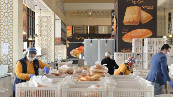 Halk Ekmek ürünlerine zam