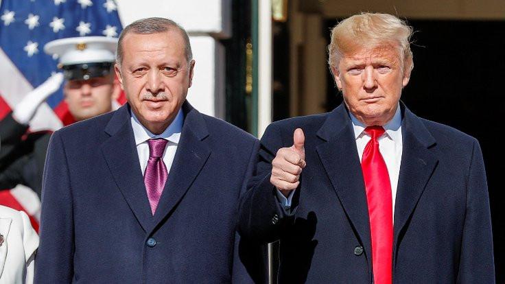 Erdoğan'dan Trump'a 'yardım' mektubu