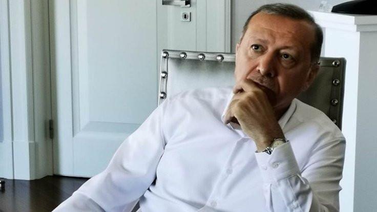 Erdoğan, Instagram'dan şiir paylaştı