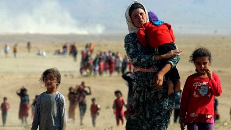 HDP'den Ezîdî halkına kutlama