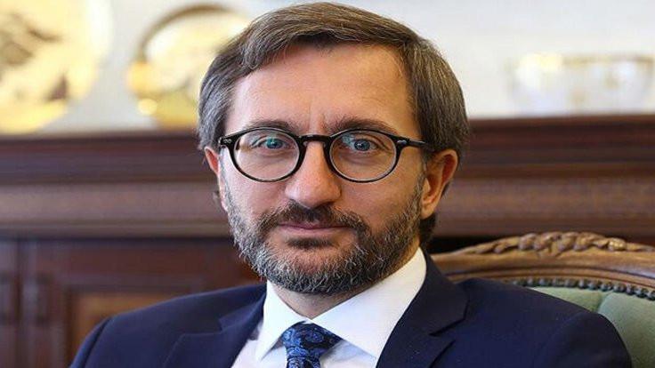Fahrettin Altun'un kaçak yapı haberine terör soruşturması