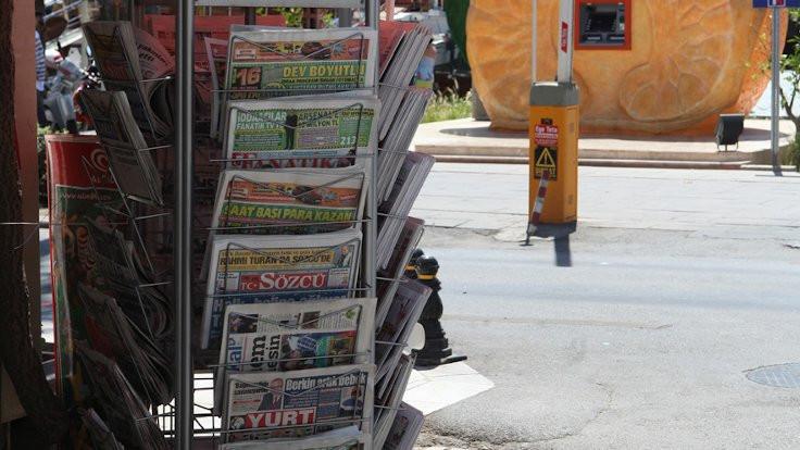 TGC: Darbede bile gazeteler dağıtılmıştı
