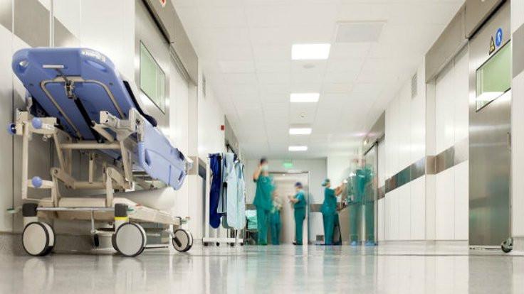 Okul çalışanları hastanede çalıştırılıyor