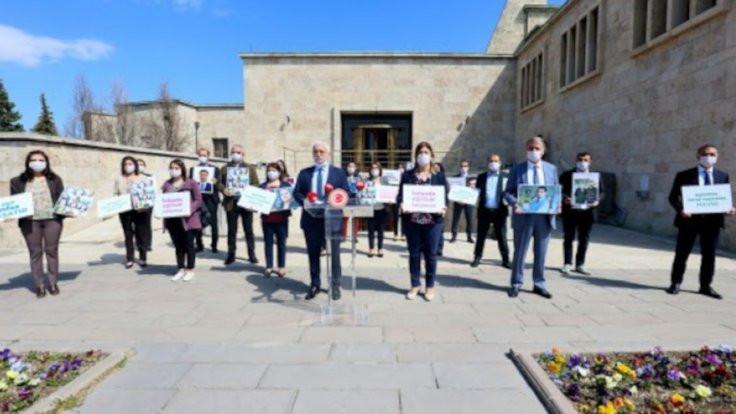 HDP: Rahşan affından sonra 'yandaş affı'
