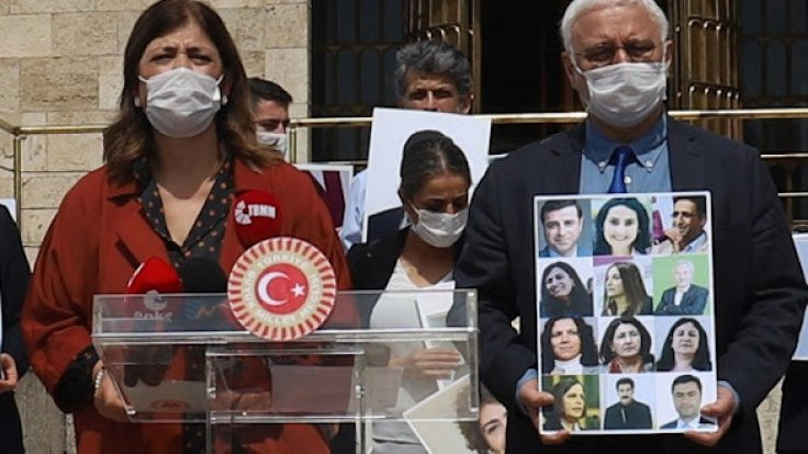 Meclis'te açıklama: Hayat cezaevine sığmaz