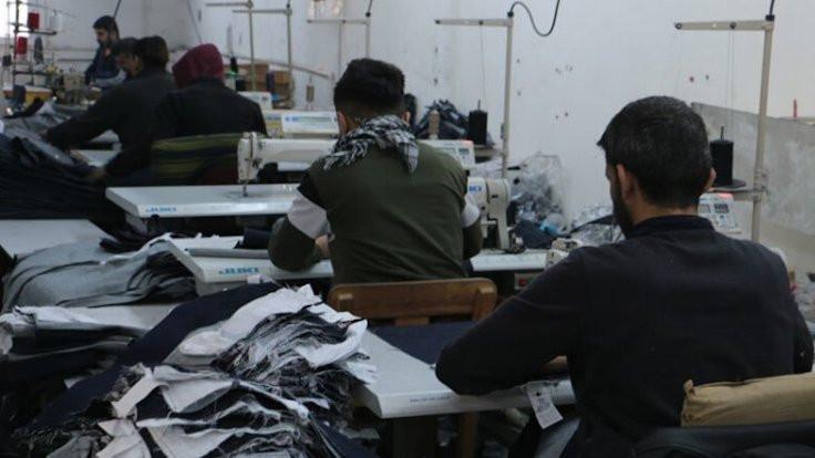 Mülteci işçi: Ölene kadar çalışacağız gibi