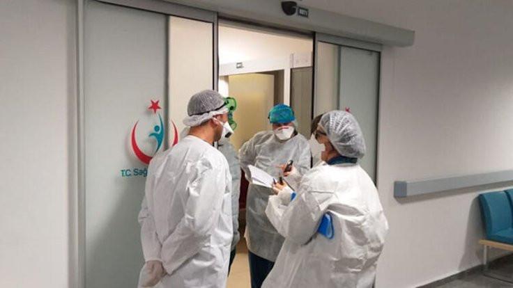 İstanbul'da bin sağlık çalışanı koronaya yakalandı