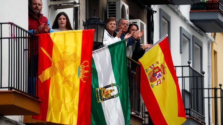 İspanya'da ölü sayısı 50'nin altına düştü