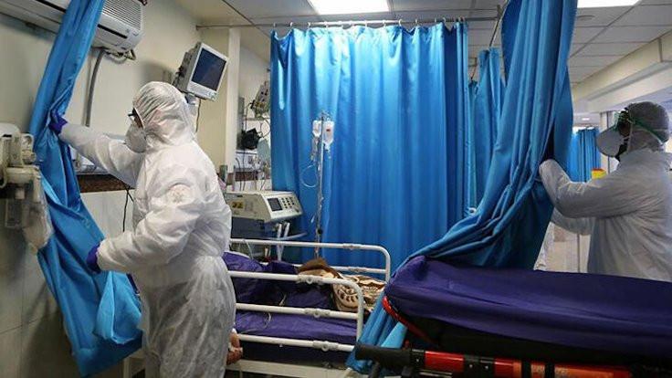 İstanbul'da 2 bin sağlık çalışanı enfekte oldu