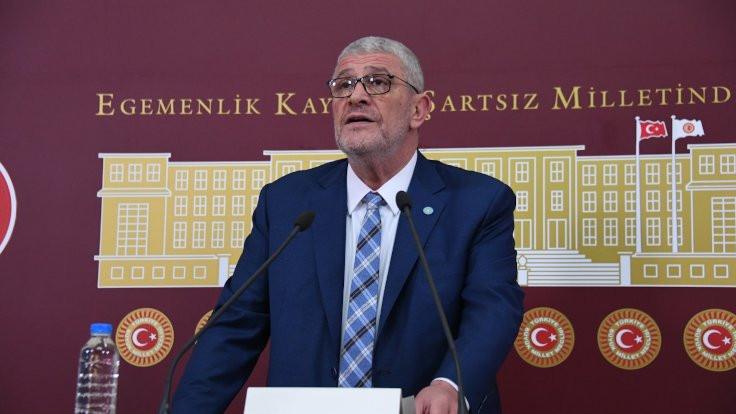 Dervişoğlu: İktidarın devlet aklı ve terbiyesi yok