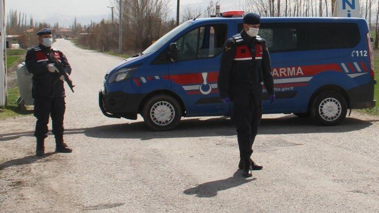 Şanlıurfa'da 1 mahalle karantinaya alındı