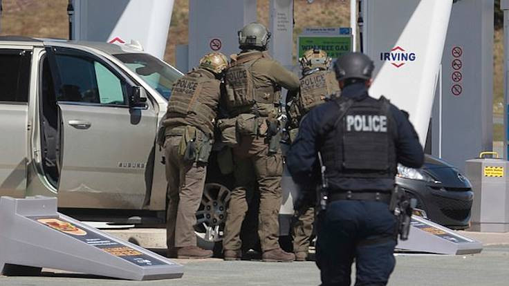 Kanada'da silahlı saldırı: 16 ölü