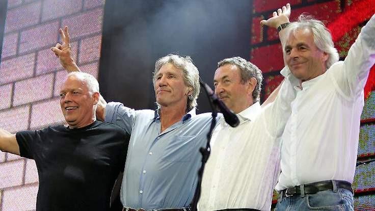 Pink Floyd'dan salgına özel yayın