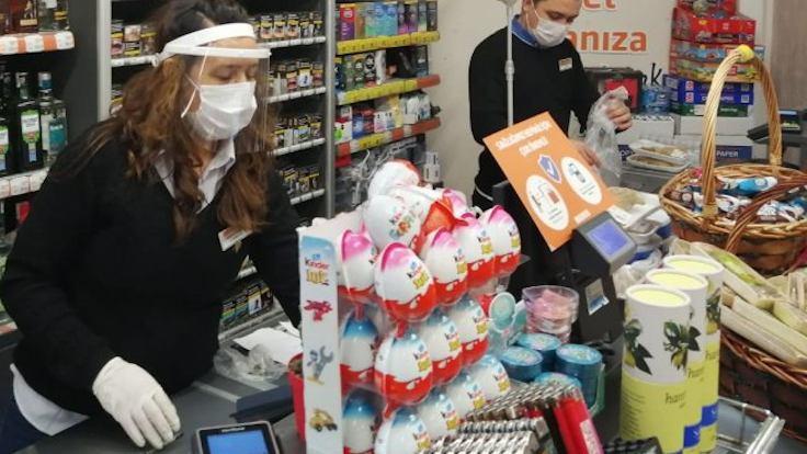 CHP: Marketlerdeki çalışanların hali perişan