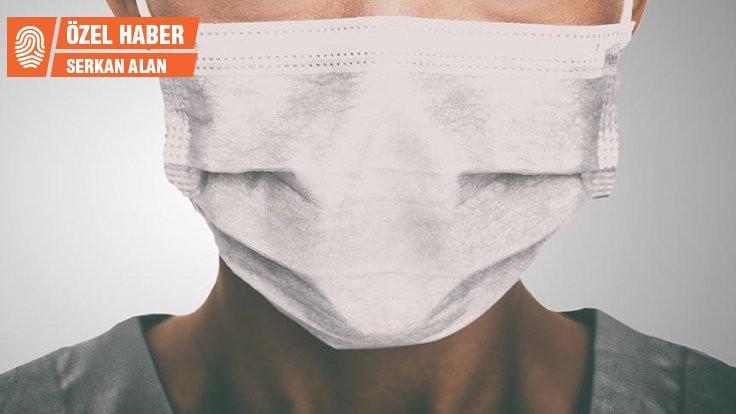 Maske dağıtımında ikametgâh sorunu